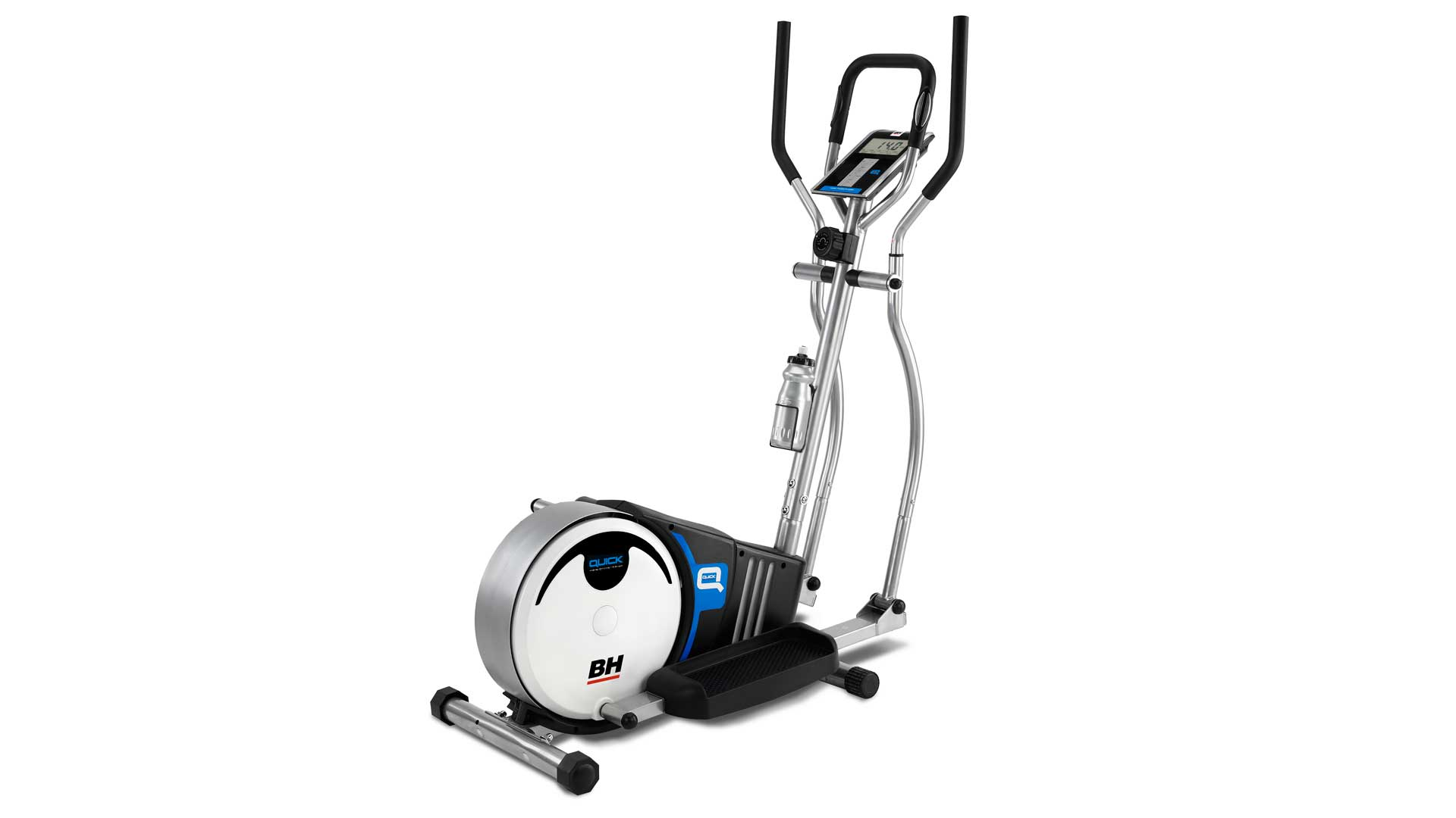 d400b29a7d2c Quick Elliptical trainer | Occasional use | BH Fitness at home