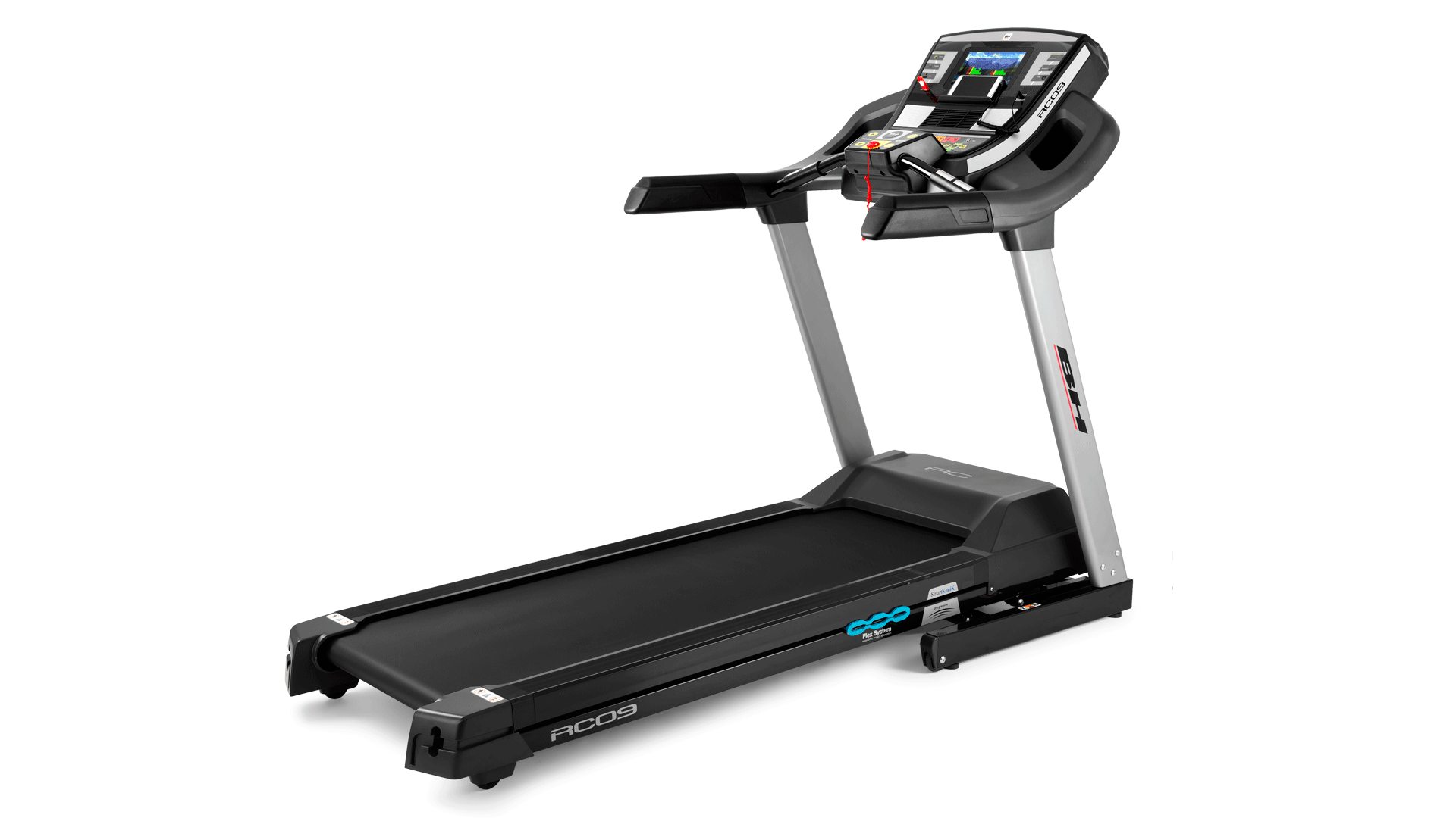 Treadmill Rc09 Tft I Intensive Use Bh Fitness At Home