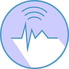 Wireless pulse measurement (Bluetooth Smart)