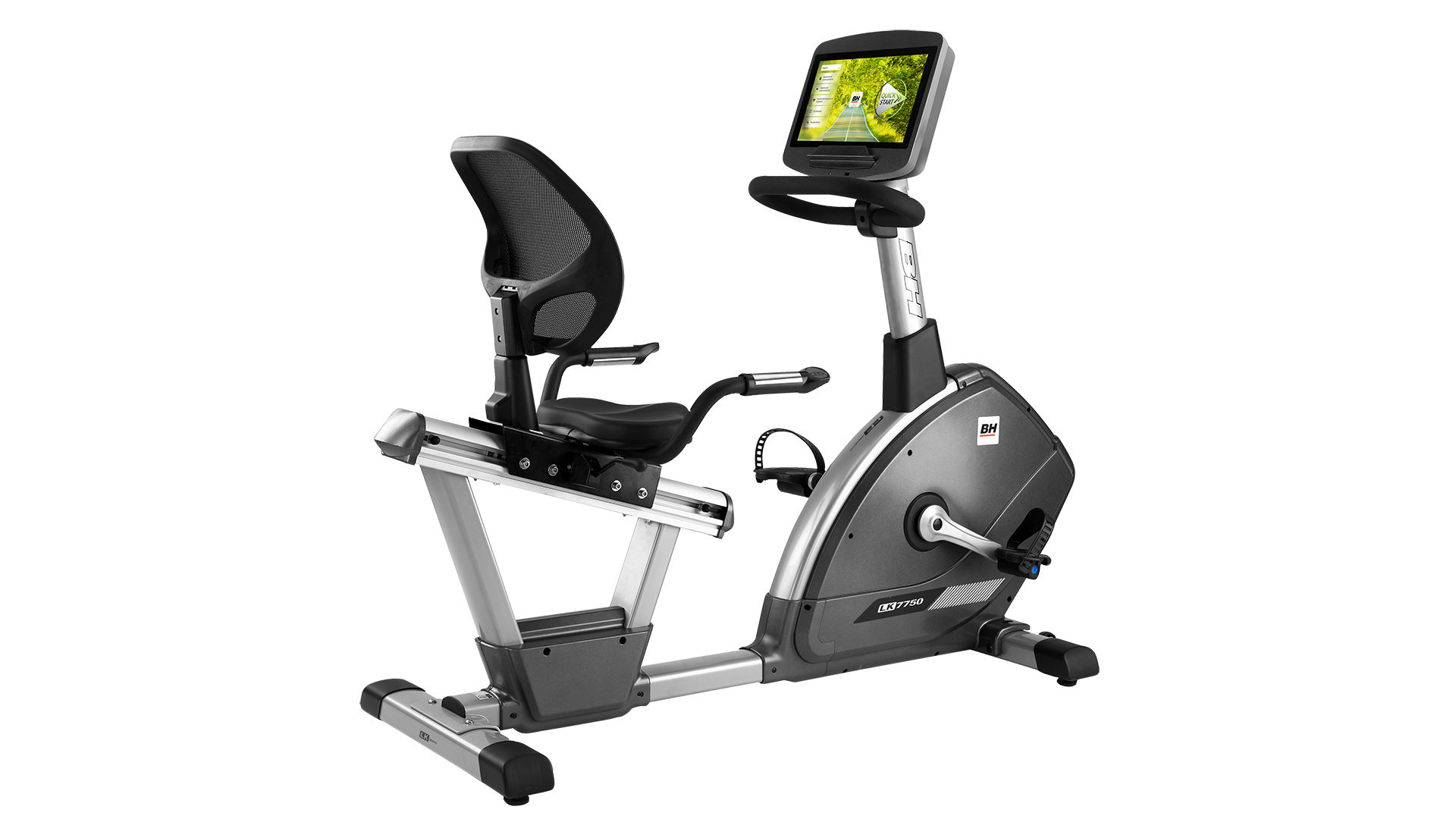 Professional Recumbent Exercise Bike