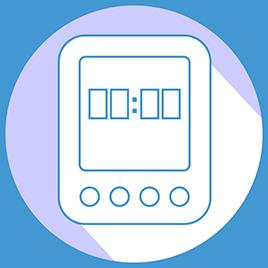 Monitor type: M6