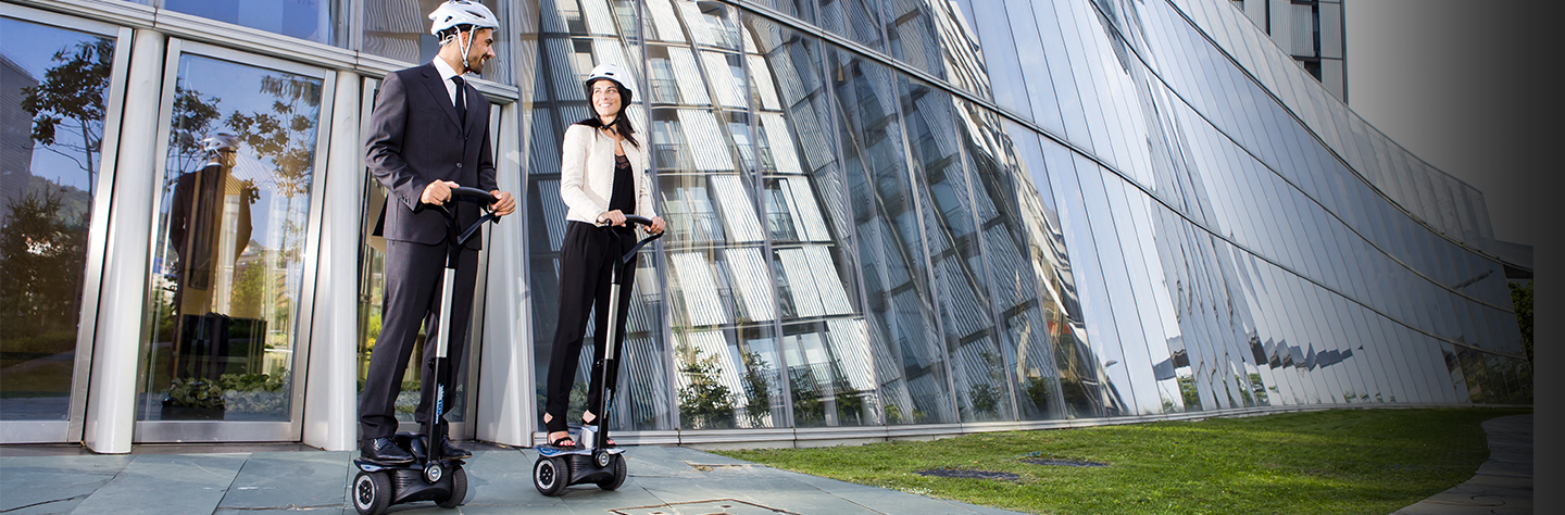 Discounts in your segway